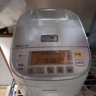 Panasonic 5合炊き 圧力炊き
