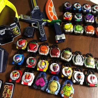 仮面ライダー鎧武  DX戦極ドライバー&DX無双セイバー&ロックシード