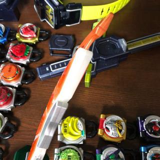 仮面ライダー鎧武  DX戦極ドライバー&DX無双セイバー&ロックシード − 大阪府