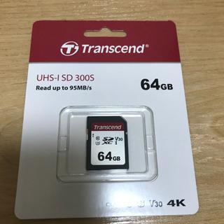 SDXCカード 64GB