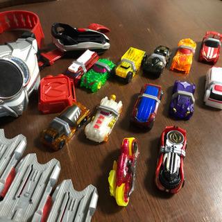 仮面ライダードライブ DXドライブドライバー&シフトカー等…