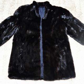 ミンクのコート ★定価約50万円★