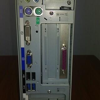 デスクトップパソコンNEC MK34LEZDG白①windows10 − 和歌山県