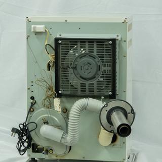 19B0435 燃焼良好 中古 サンポット コンパクト FF式石油ストーブ FF-513TF 2012年製 暖房 密閉式 - 家電