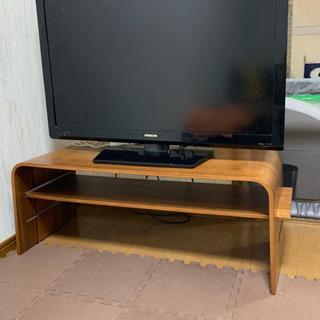 テレビ台 ローボード 天然木