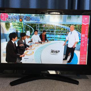 TOSHIBA REGZA 32型 液晶テレビ