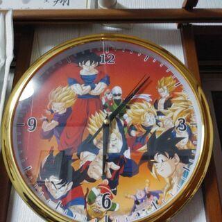 ドラゴンボール時計