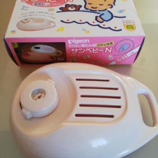 赤ちゃん用 湯たんぽ 温度計付き