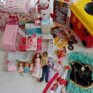 格安★女の子おもちゃセット