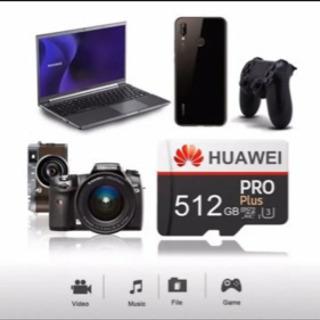 ファーウェイ HUAWEI 512GB micro SDカード ...