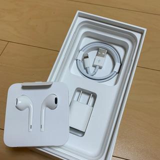 iPhoneイヤフォン純正品〈取引中〉