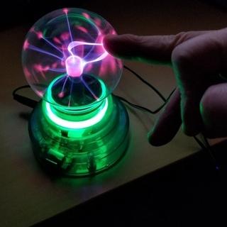 プラズマボール(直径3インチ)、AC電源、お譲りします