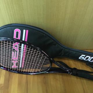 硬式テニスラケット  レディース   古いですがほぼ傷なし美品