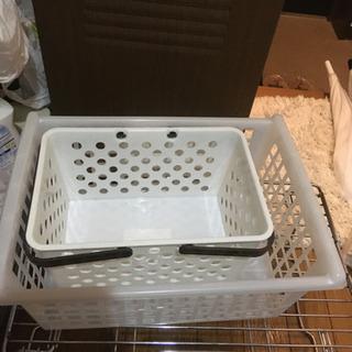 キッチン 収納 台 カゴ