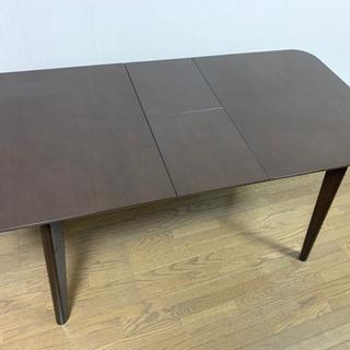 ニトリ ダイニングテーブル 伸縮式