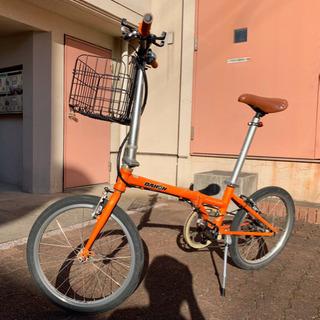 DAHON boadwalk 20インチ折り畳み自転車