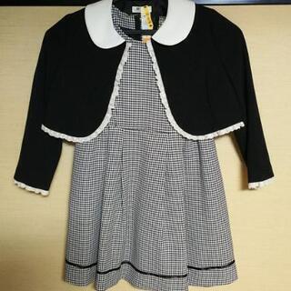 女児用スーツ(サイズ120)