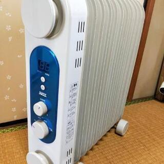 オイルヒーター aqator WH-011 アクエイター
