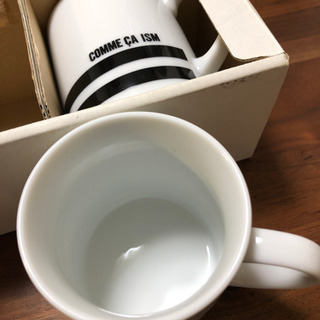 コムサイズム マグカップ 2個 新品