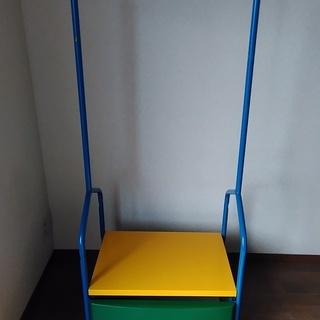子供用収納ハンガー