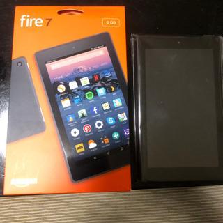 Amazon fire7 8GBほぼ新品