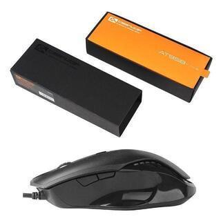 新品未使用 ゲーミングマウス高精度光学プロ用4色LEDバックライ...