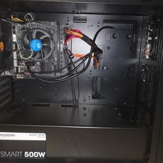 高性能デスクトップPC 27インチFHDモニタ Corei7 Windows7/10 Office Wi-Fi BT 付き - 習志野市