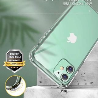 【Humixx】iPhone 11 ケース クリアケース  - 会津若松市