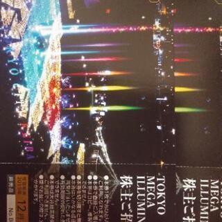 ¥1000→300 東京メガイルミネーション