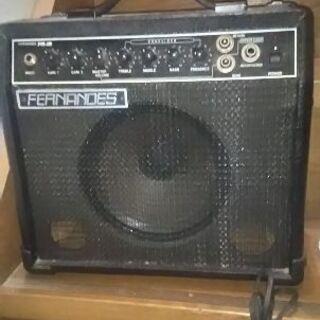 ギターアンプ FERNANDESのFA-15 中古品