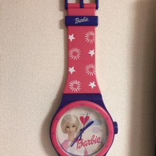 バービー 壁掛け時計