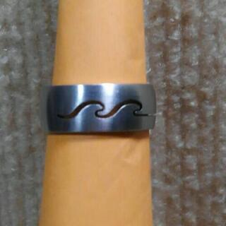 指輪  ステンレス リング   8号    2