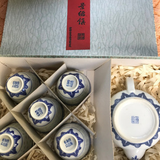 中国茶器ホタル 新品・未使用