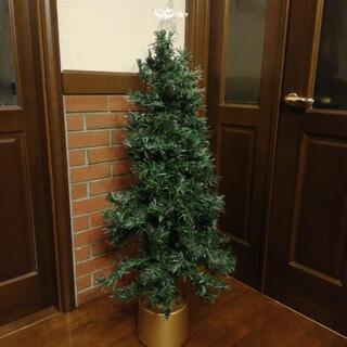 無料クリスマスツリー120cm