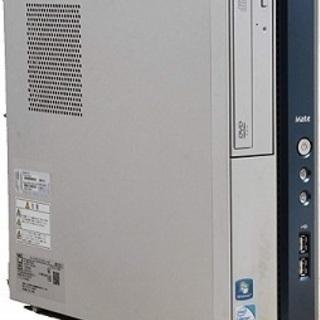 NEC Mate MK25EB-E(MB-E) デスクトッ…