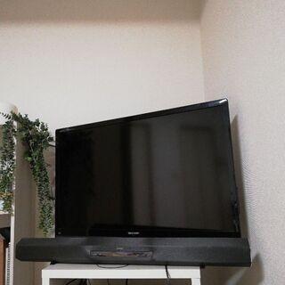 AQUOSテレビ40インチ