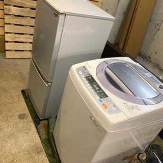 冷蔵庫、洗濯機セット⭐️
