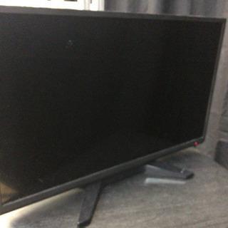 テレビ  24型  2015年製