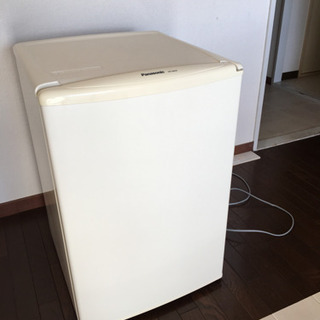 2016年製 Panasonicノンフロン冷蔵庫 1ドア