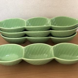 ★3連小鉢 4皿セット 美品