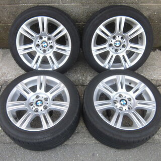 ※BMW E90 Mスポーツ17インチタイヤ・ホイール4本※