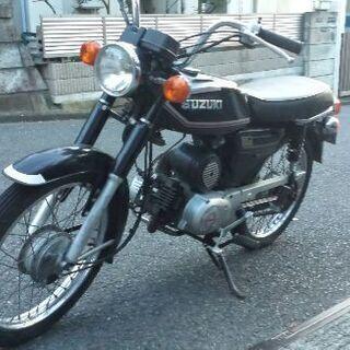 SUZUKI K90 2st 実動 コレダ