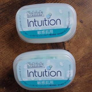 無料可◎Schick Intuition 替刃