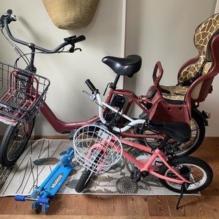 電動アシスト自転車 パナギュットアニーズ
