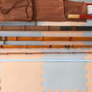 初代東正 石鯛竿特製5.4m.(三本半) 未使用、美竿、2本同時...