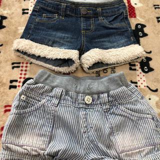 女児パンツ90