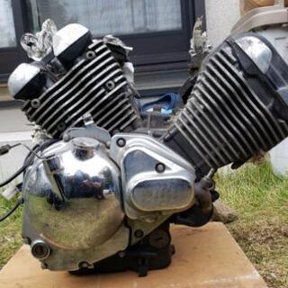 エリミネーター250v VN250A エンジン