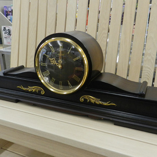 CITIZEN 置時計 ウエストミンスターチャイム 時計 シチズ...