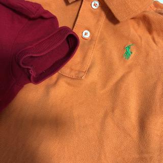 ラルフローレン ポロシャツ  二枚セット 80
