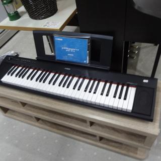 モノ市場 東海店 YAMAHA ヤマハ 電子キーボード 電子ピアノ ピアジェーロ #130の画像